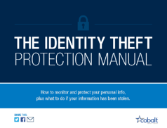 ID theft protection manual