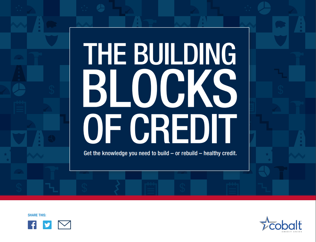 building blocks of credit